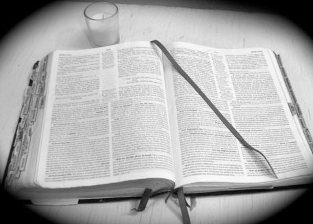 bible b:w